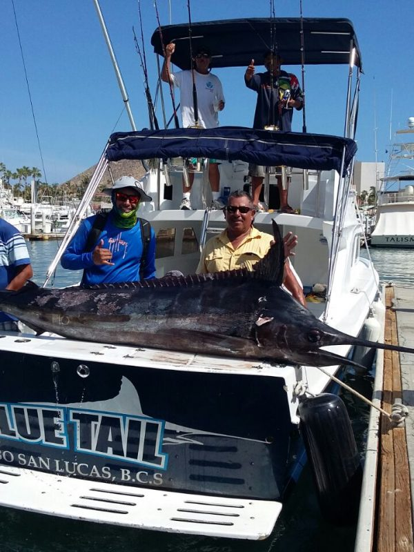 Blue Tail Cabo San Lucas Fishing Charters