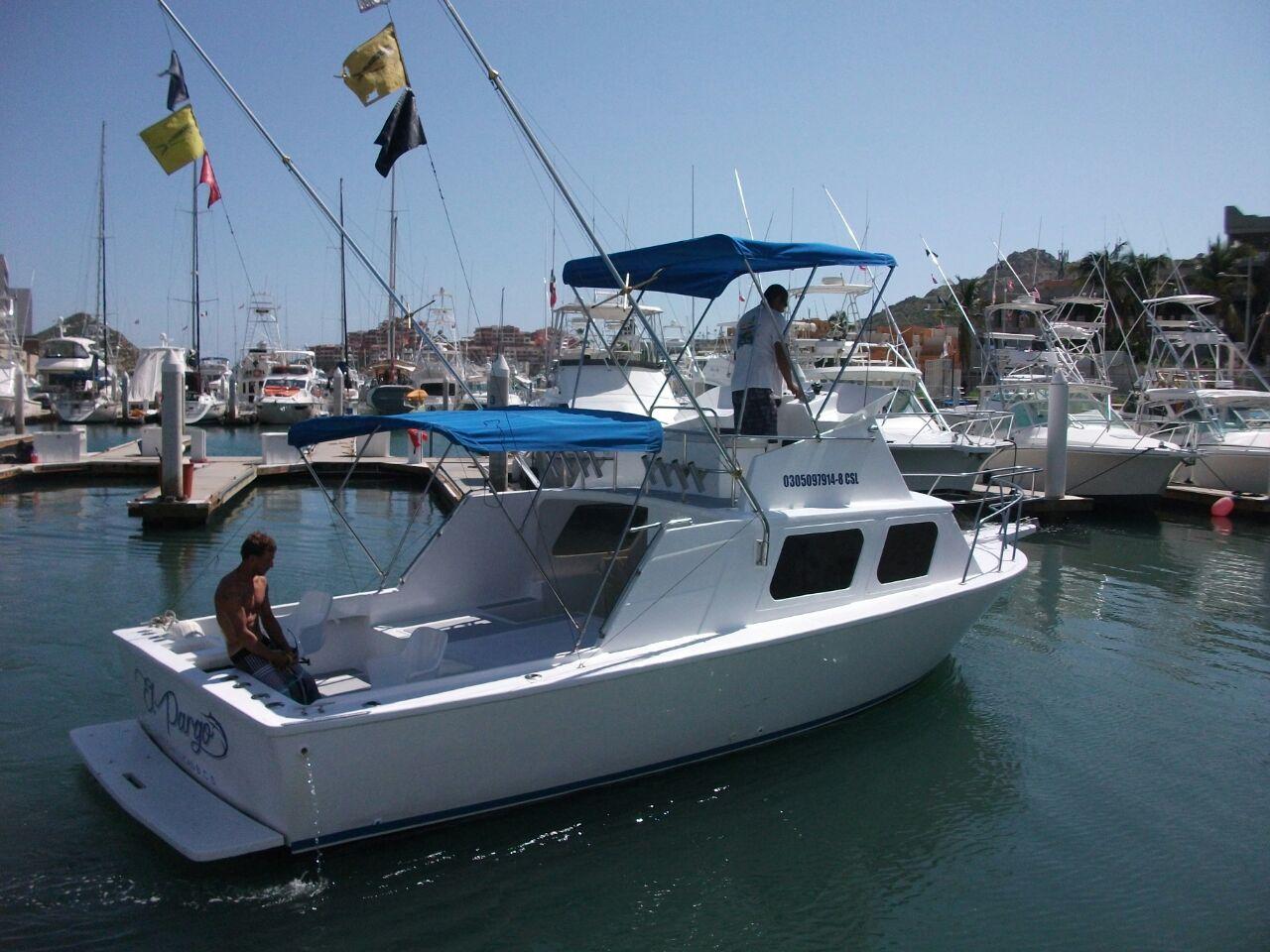 El Pargo Cabo San Lucas Fishing Charters