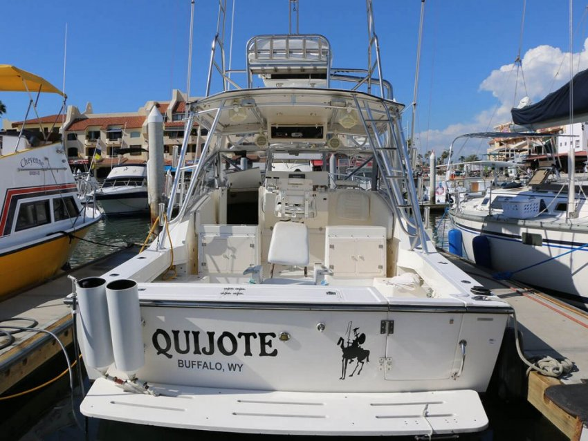 Qujote Cabo San Lucas Fishing Charters