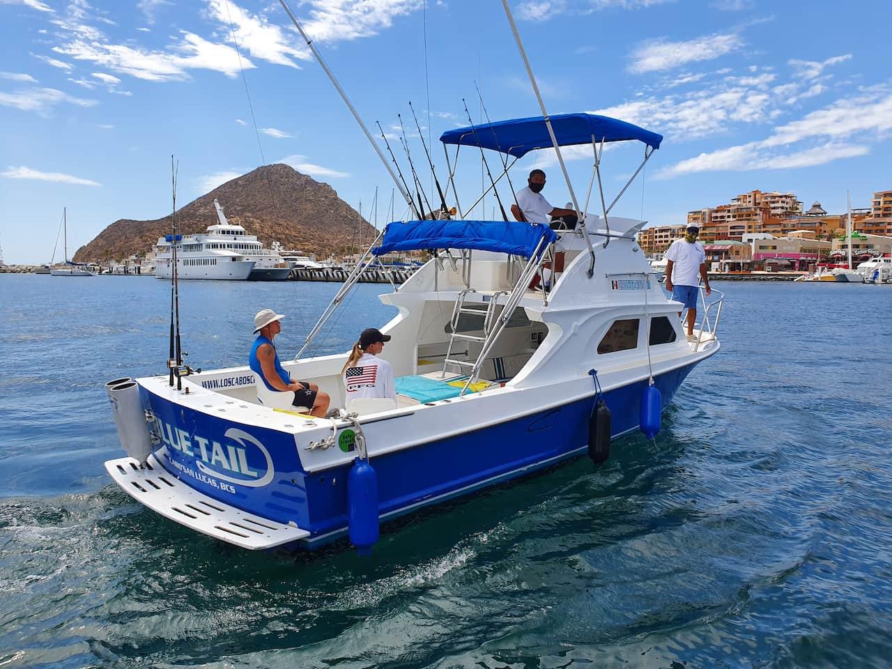 28ft Cabo San Lucas Fishin